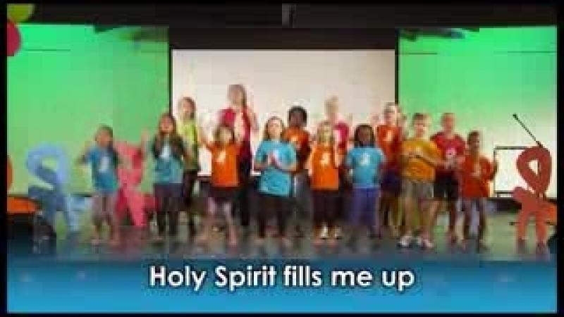 ЧМ-2018 по футболу въ России! Action Dance Holy Spirit Fills Me Up ( 180 X 320 ).3gp
