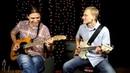 Михаил Виноградов и Дмитрий Шаров - Guitar Boogie - Школа рок музыки Красный Химик