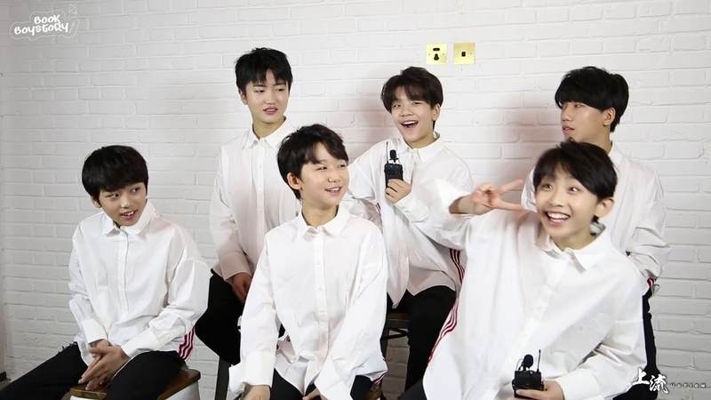 ENG SUB 181212 BOY STORY '上流up flow' INTERVIEW