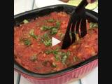 Рыбка под томатами (ингредиенты указаны под видео)