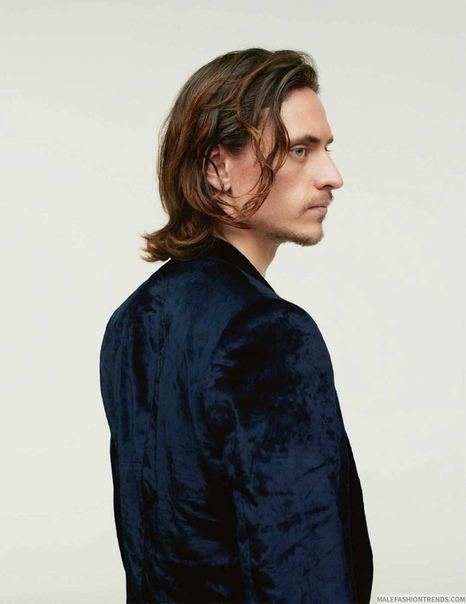 Sergei Polunin Esquire UK, November 2018