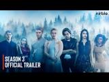 Ривердейл (3 сезон) — Трейлер с Comic Con 2018