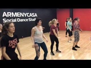 Female dancehall intensive/valfox