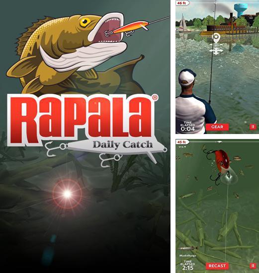 Rapala Fishing - Daily Catch v 1.6.7 (Money Mod) .apk