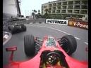 F1 Monaco 2006 Michael Schumacher onboard camera