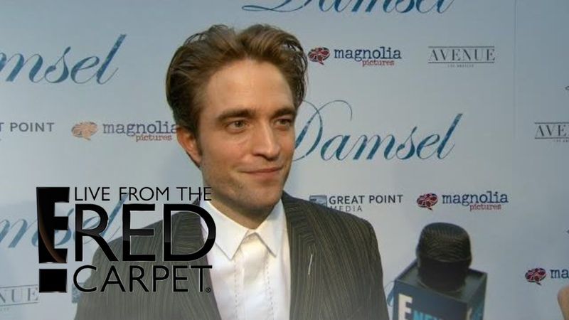 Robert Pattinson Admits Twilight Shaped His Acting Career | E! Live from the Red Carpet