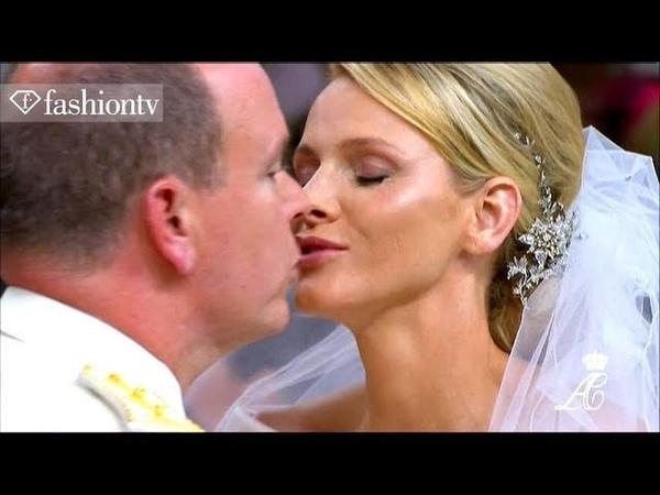 Prince Albert Marries Charlene Wittstock - Royal Wedding 2011 - Religious Ceremony | FashionTV - FTV