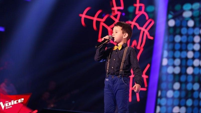 Samueli – Let's twist again | Audicionet e Fshehura | The Voice Kids Albania 2018