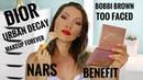 ПОКУПКИ ЛЮКСОВОЙ КОСМЕТИКИ Dior Bobbi Brown Too Faced Urban Decay Nars MUFE Benefit ДОРОГОЙ МАКИЯЖ