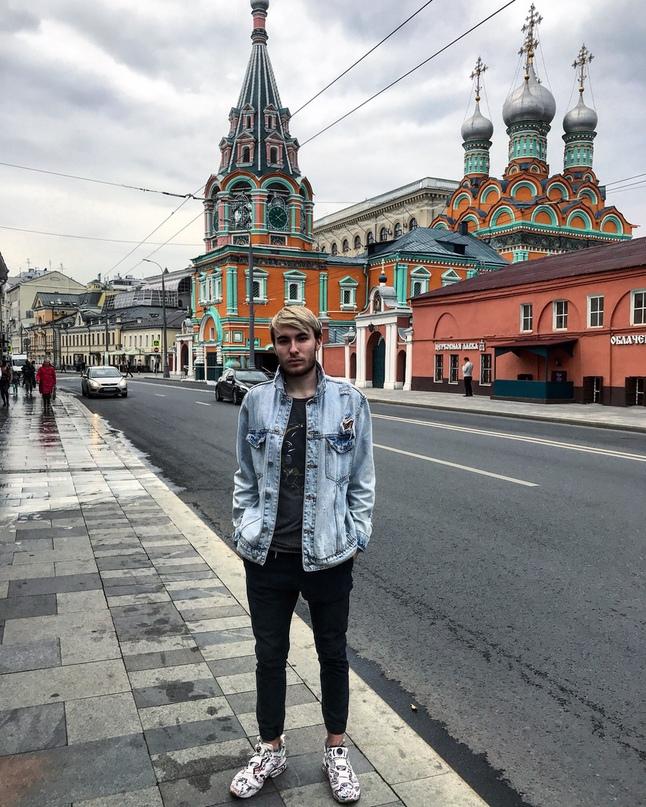 Максим Белый | Санкт-Петербург