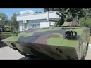 Novi srpski BVP M-80AB1 - New Serbian tracked IFV M-80AB1