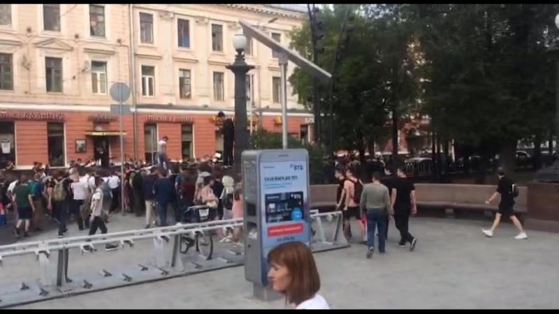 Люстрации в Москве 09.09