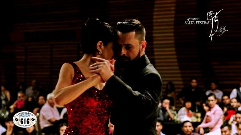 Javier Rodriguez Moira Castellano (4/4) - 4º Tango Salta Festival (2018)