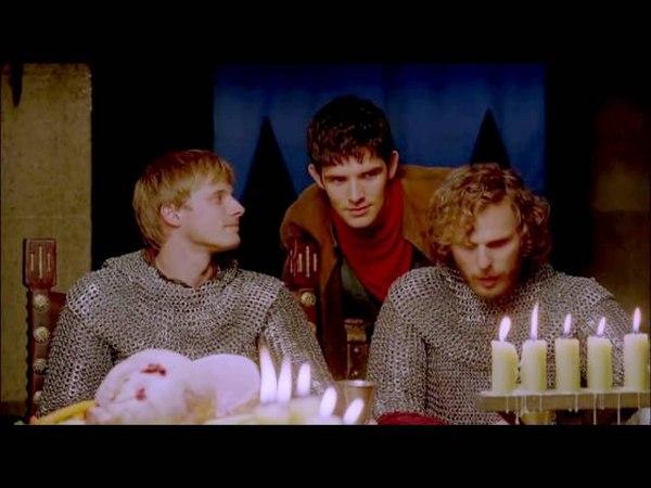 Arthur/Merlin-- [Я буду рядом]
