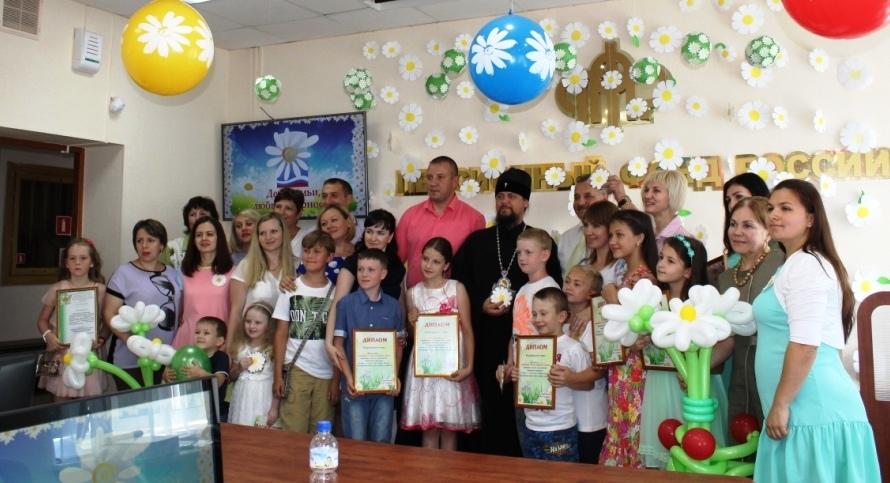 Архиепископ Ефрем возглавил жюри семейного конкурса