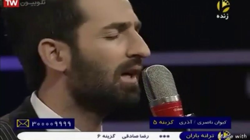 Irandan Super Azeri Mahni 2018 | Keyvan Naseri - Gal Gozalim