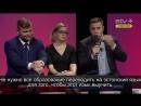 В студии Кто кого спорили о переводе русских школ на эстонский язык