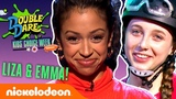 Liza Koshy Welcomes KCA Nominees Ft. Pete Wentz, Emma Chamberlain, &amp More to Double Dare! Nick