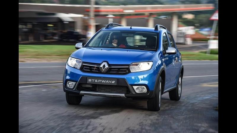 Рено Сандеро Степвей 2 обзор и установка подлокотника (Renault Sandera Stepway 2)