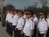 Каменск-Шахтинский. Присяга кадетов 7 мая 2018 г.