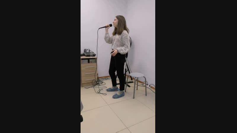 Вокал Смоленск Риммер Саша 14 лет семейная студия DOMINICANA
