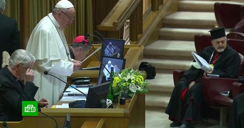 В Ватикане будут четыре дня слушать истории жертв священников-педофилов