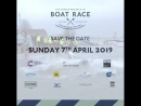 The Boat Race 2018 - Best Moment