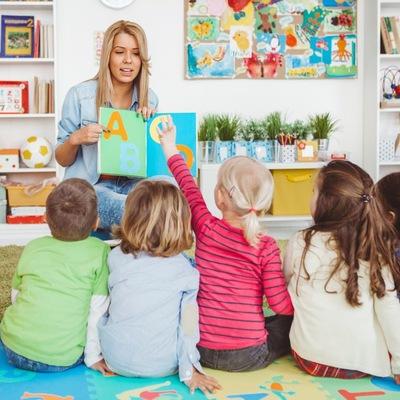 Изучение Английского языка в мини-группах по 4 человека для дошкольников и учеников 1-2 класса