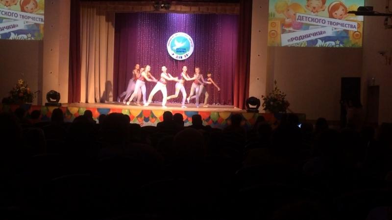 Танцевальный коллектив Карамель-«Новое поколение»