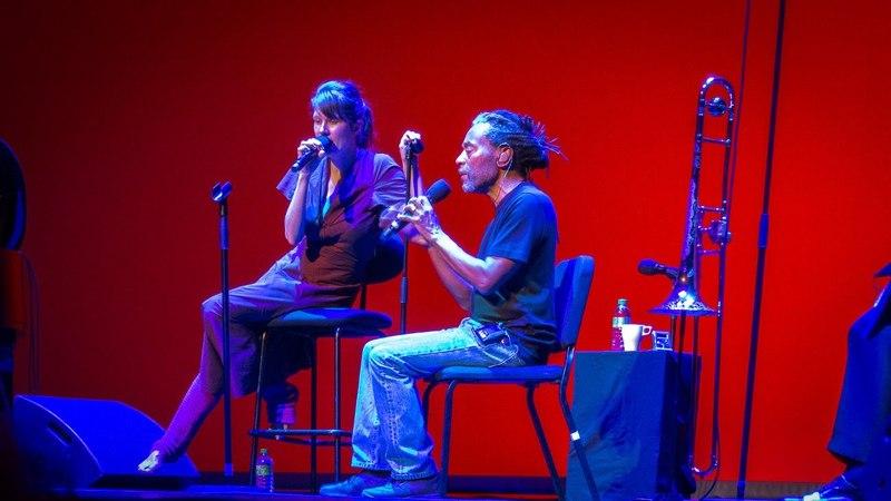 Extraits du concert de Bobby McFerrin au théâtre du Chatelet Paris 21 mai 2014