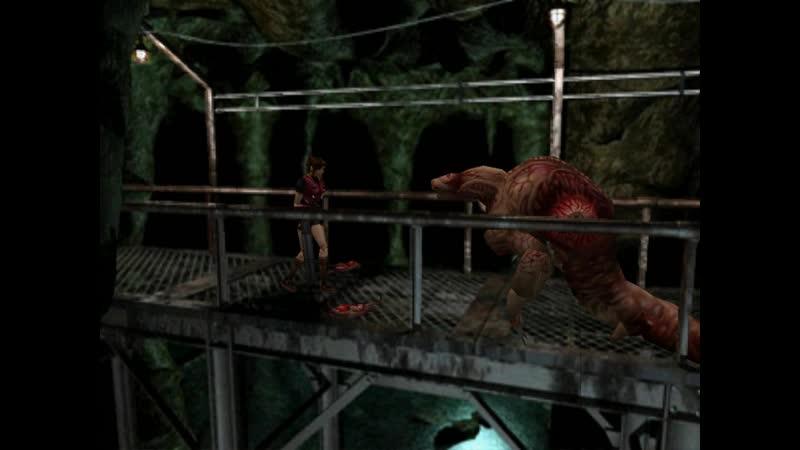 Resident evil 2 (PS 1) RUS часть 7