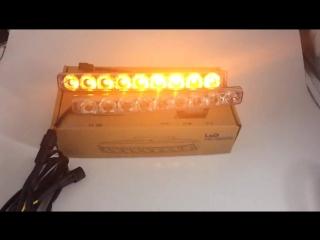 Ходовые огни + сигнал поворота Led DRL