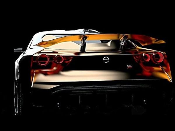 Nissan GT-R50 italdesign – Nissan GTR 2018