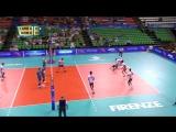 14.09.2018. 2125 - Волейбол. Чемпионат мира. Мужчины. 3 тур. Группа