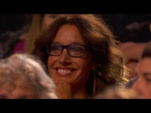 Jennifer Beals - Visits Fox's 'So You Think You Can Dance' (9/11/12)