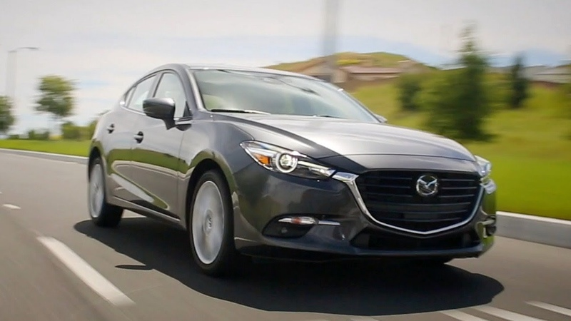 2017 Mazda3 - Review, Test Drive
