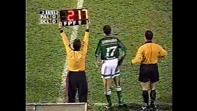 1999 SE Palmeiras vs. Deportivo Cali (1)