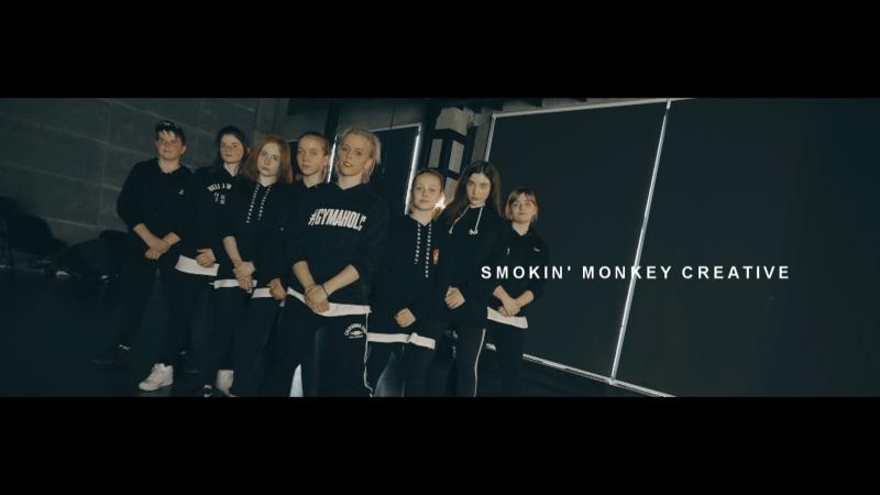 Smokin' Monkey Creative: Plane Jane choreography by B-Jay