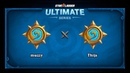 Muzzy vs Thijs StarLadder Ultimate Series Winter