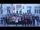 Поем «Катюшу» вместе. Иностранные студенты БГУ