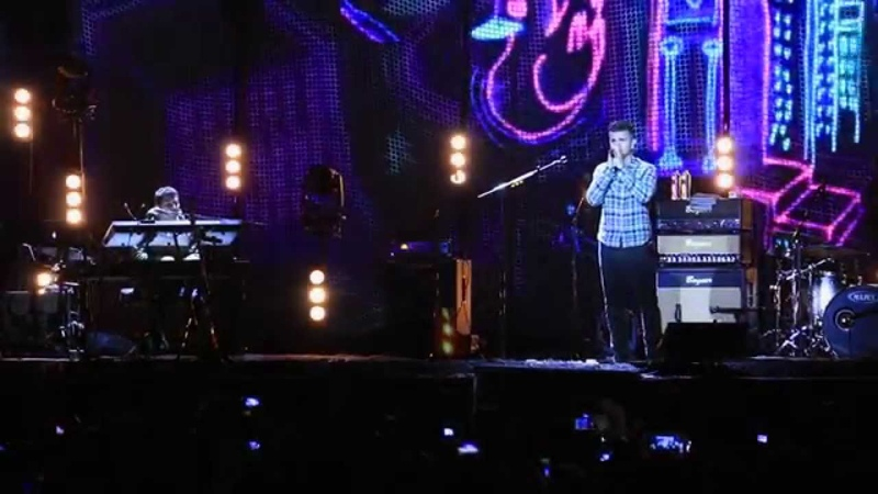 VOLVERTE A VER - Juanes en Pasto - Gira LocodeAmorporColombia