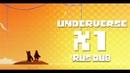 UNDERVERSE - XTRA SCENE 1 [REVAMPED - By Jakei] [RUS DUB]