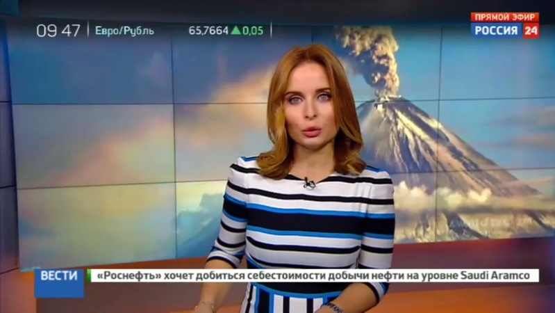 Новости на Россия 24 • Пеплопад на Камчатке: Шивелуч, Карымский и Ключевский угрожают самолетам