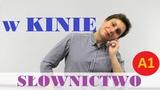 Polish for foreigners - w kinie