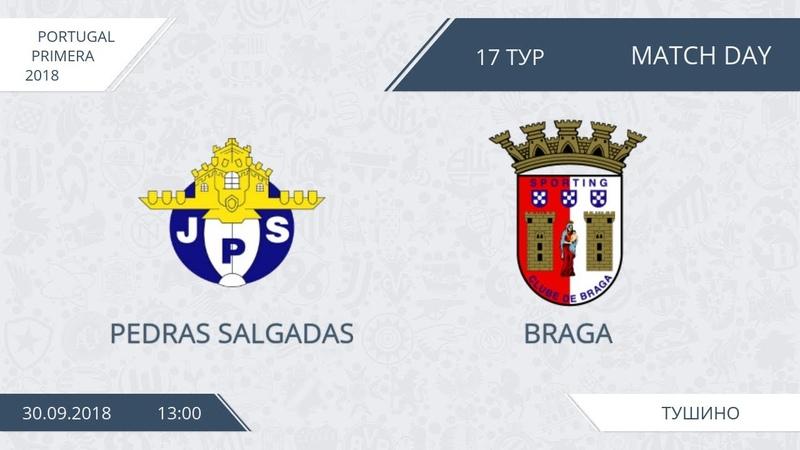 AFL18. Portugal. Primera. Day 17. Pedras Salgadas - Braga.