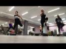 INTERVAL Workout- разучивание связки/ SFC, Марина Шешукова.