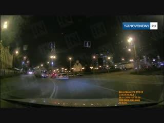 На площади Революции в Иванове сбили девушку