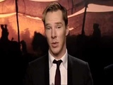 Benedict Cumberbatch and Tom Hiddleston - War Horse Press Junket #5