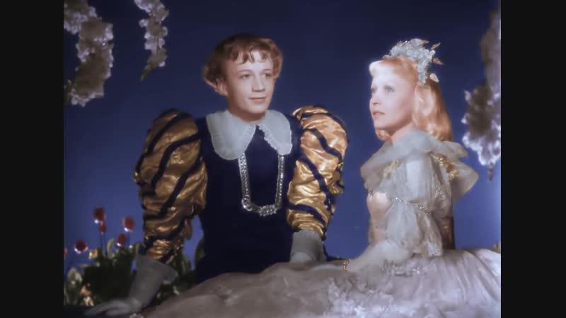 Художественный фильм Золушка СССР 1947 оцифрованный Full HD 1080 4 3 фильм золушка 1947 цветной смотреть онлайн