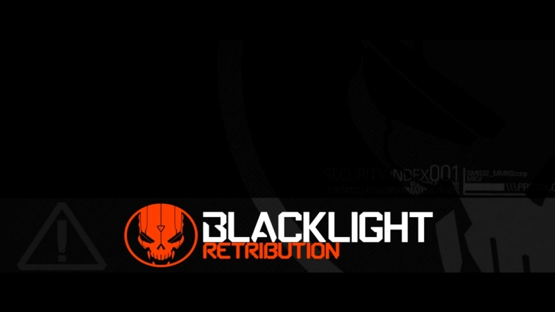 Blacklight- Retribution OST- Brace for Parity